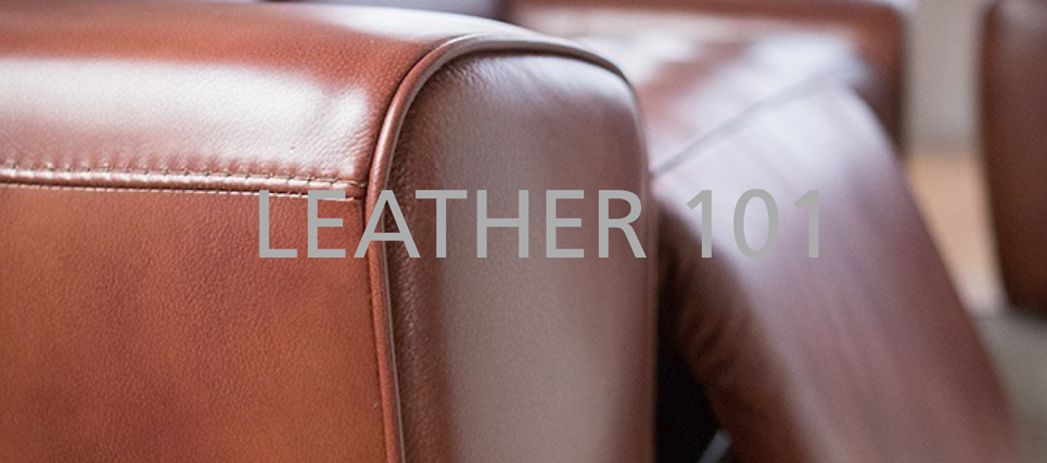 Palliser Leather 101 at Jacobs Custom Living