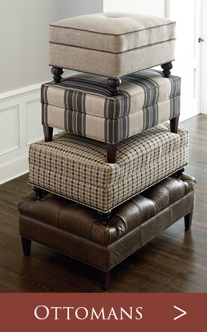 Shop Ottomans at Jacobs Custom Living