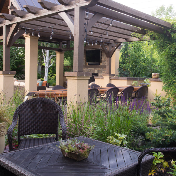 outdoor living space jacobs custom living spokane wa