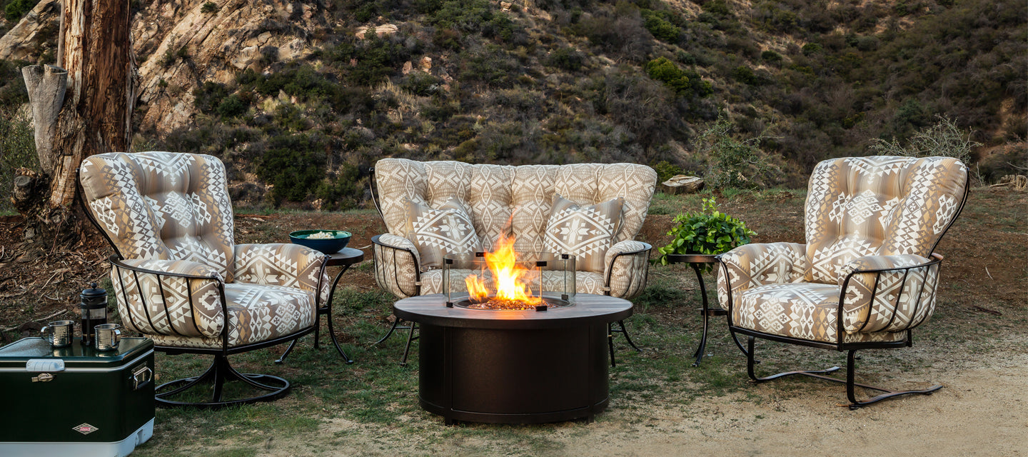 shop outdoor furniture by category
