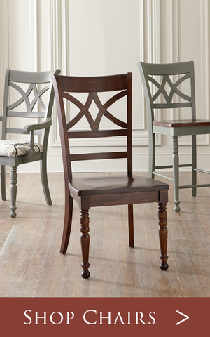 Shop Dining Chairs at Jacobs Custom Living