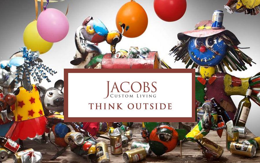 Think Outside at Jacobs Custom Living