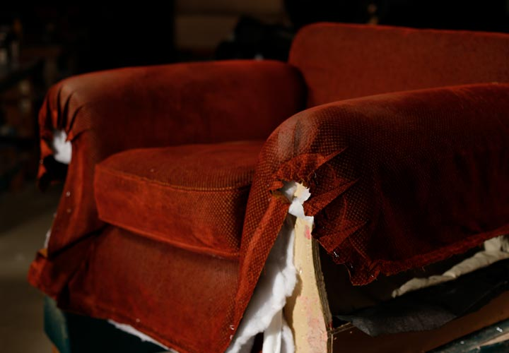 Reupholstery Is A Great Value