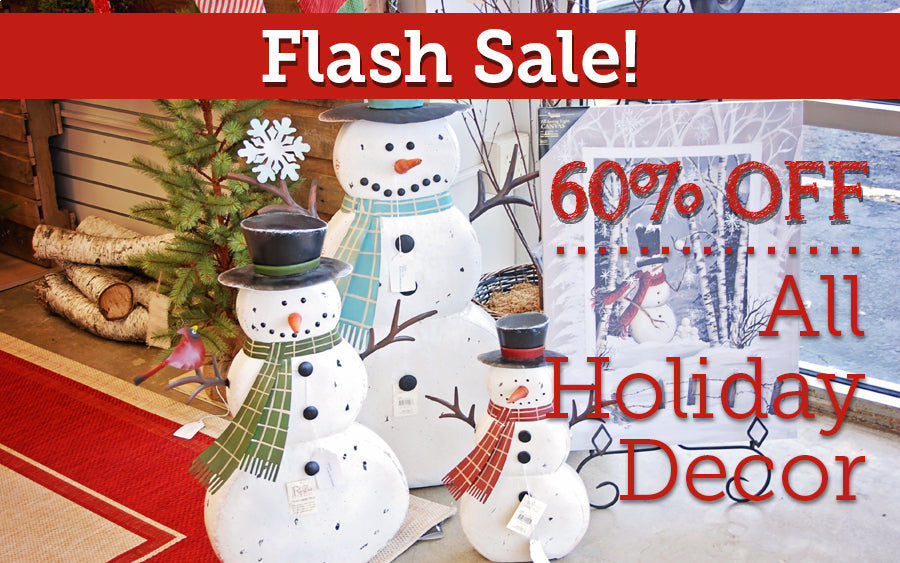 Holiday Sale at Jacobs Custom Living
