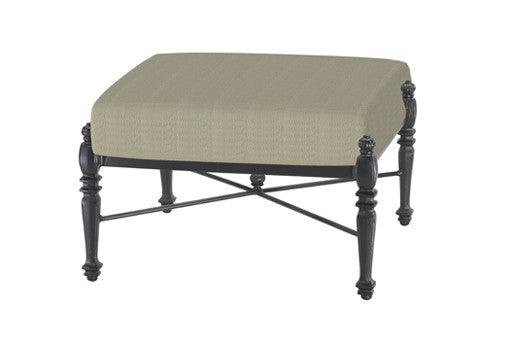Grand Terrace Outdoor Patio Ottoman - Outdoor Furniture, Indoor Furniture & Upholstery Store Spokane - Jacobs Custom Living