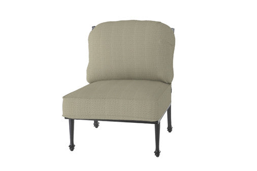 Grand Terrace Outdoor Patio  Armless Lounge Chair - Outdoor Furniture, Indoor Furniture & Upholstery Store Spokane - Jacobs Custom Living