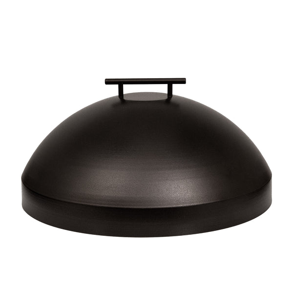 Small Outdoor Patio Dome Fire Pit Cover Furniture Store