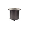 "O.W. Lee Santorini Outdoor Patio 30"" Round Chat Height Fire Pit is available at Jacobs Custom Living."