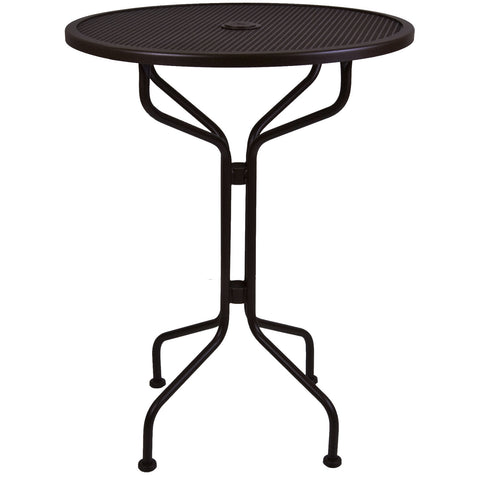 "O.W. Lee 30"" Mesh Bar Table is available at Jacobs Custom Living."