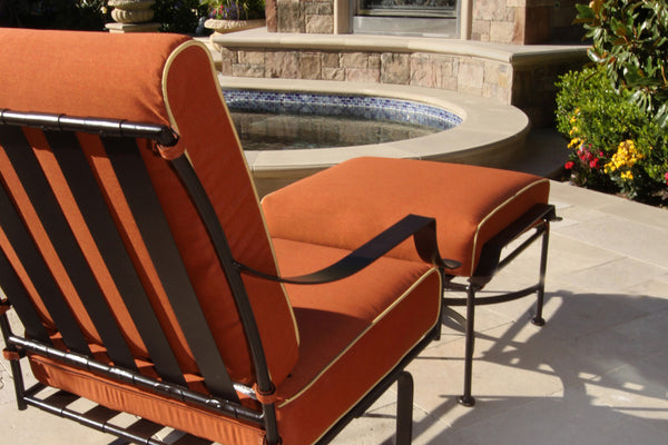 Laredo Spring Base Dining Arm Chair 2553-SB-SP40 - Outdoor Furniture, Indoor Furniture & Upholstery Store Spokane - Jacobs Custom Living