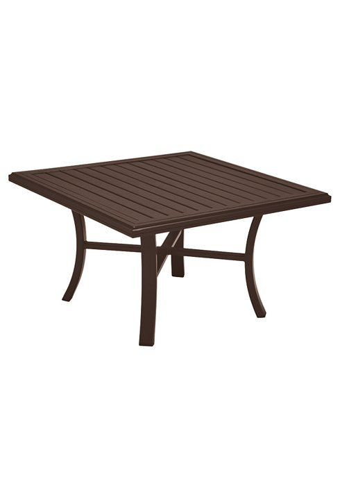 "Banchetto Outdoor Patio 42"" Square Chat Table - Outdoor Furniture, Indoor Furniture & Upholstery Store Spokane - Jacobs Custom Living"