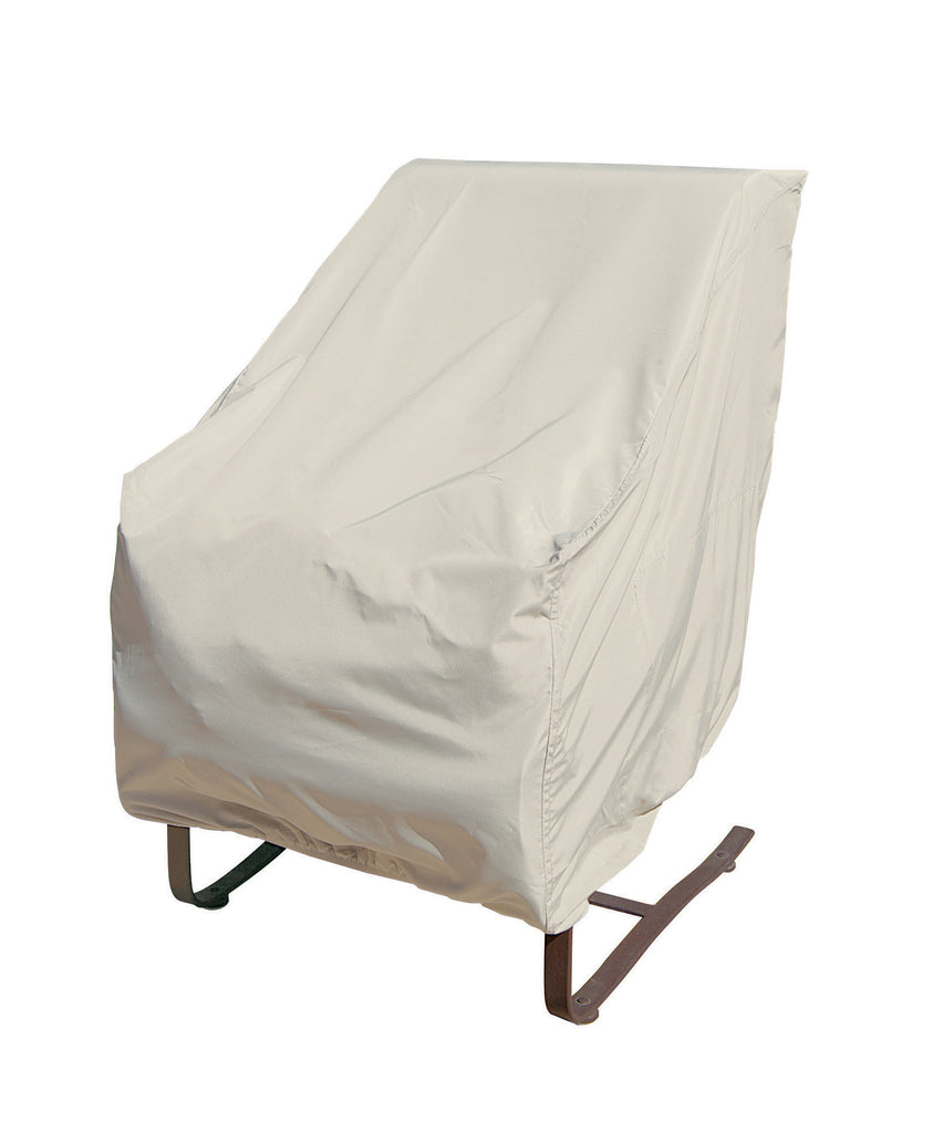High Back Chair Cover - Outdoor Furniture, Indoor Furniture & Upholstery Store Spokane - Jacobs Custom Living