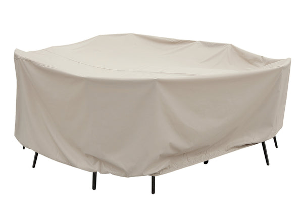 "60"" Round Table and Chairs (no center hole) Outdoor Patio Cover"