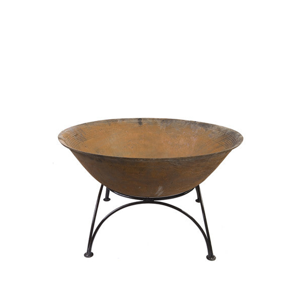 Cast Iron Fire Pit/Pond/Planter 2ft 3″ - Outdoor Furniture, Indoor Furniture & Upholstery Store Spokane - Jacobs Custom Living