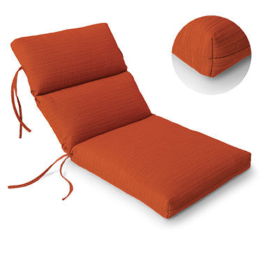 Bojer Channeled Patio Cushion