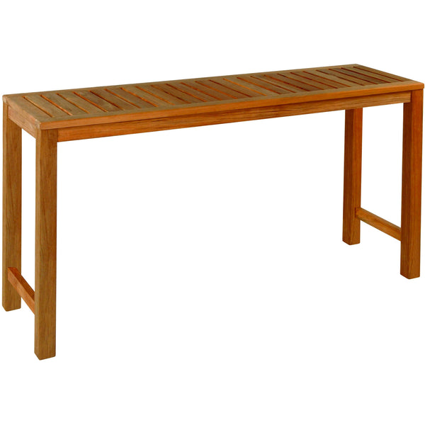 Classic Outdoor Patio Console Table - Outdoor Furniture, Indoor Furniture & Upholstery Store Spokane - Jacobs Custom Living