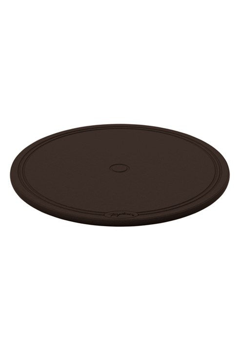 "Tropitone Fire Table 22"" Round Lazy Susan is available at Jacobs Custom Living in Spokane Valley WA"