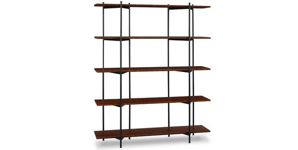 Greenington Studio Line Shelf Exotic Caramelized is available at Jacobs Custom Living.
