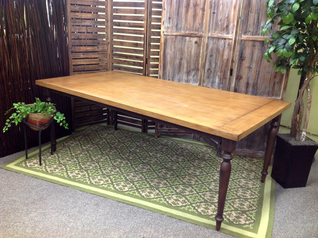 Summer Classics French Country Dining Table is available in our Jacobs Custom Living Spokane Valley showroom.