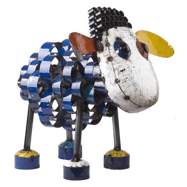 Sid The Sheep Outdoor Patio Sculpture at Jacobs Custom Living