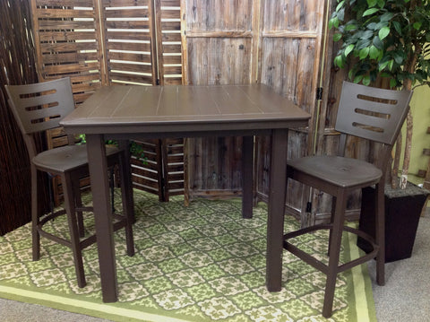 "42"" MGP Outdoor Patio Dining Table"