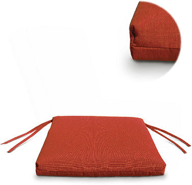Waterfall Edge Seat Pad