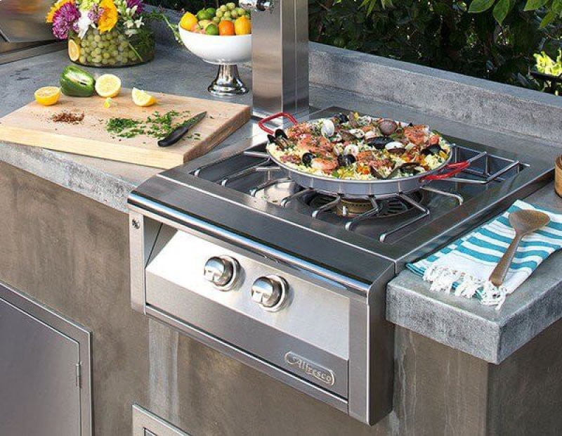 Alfresco VersaPower Series AGVPC is available in our Jacobs Custom Living Spokane Valley showroom.