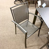 Reno Patio Dining Arm Chair is available at Jacobs Custom Living Spokane Valley showroom.