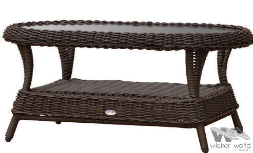 Bondi Beach Outdoor Patio Coffee Table - Outdoor Furniture, Indoor Furniture & Upholstery Store Spokane - Jacobs Custom Living