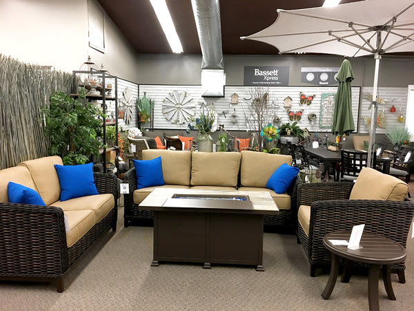 Patio Renaissance Catalina Patio Sofa is available at Jacobs Custom Living our Jacobs Custom Living Spokane Valley showroom.