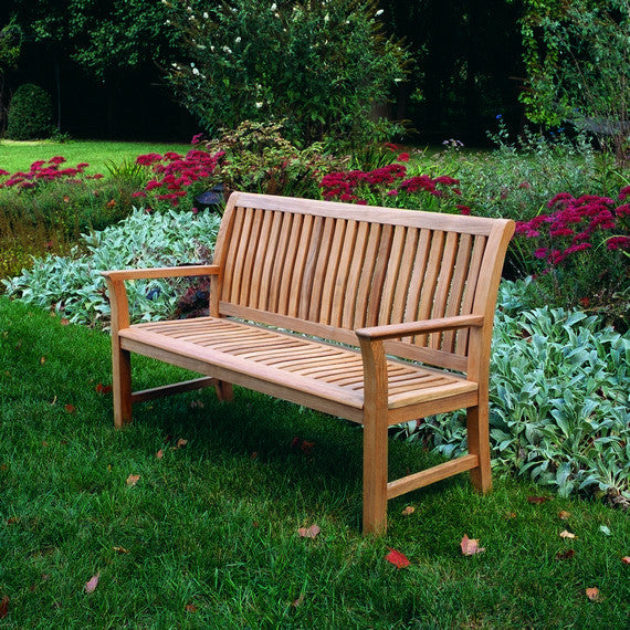 Chelsea Outdoor Patio Bench - Outdoor Furniture, Indoor Furniture & Upholstery Store Spokane - Jacobs Custom Living