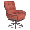 O.W. Lee's Monterra Outdoor Patio Swivel Rocker Club Dining Chair is available at Jacobs Custom Living.