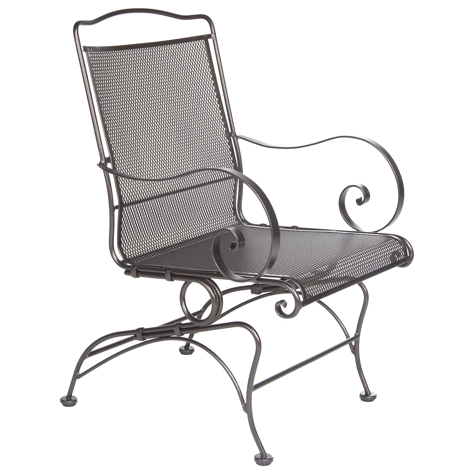 Avalon Spring Base Outdoor Patio Dining Arm Chair - 4374-CB-SP08 - Outdoor Furniture, Indoor Furniture & Upholstery Store Spokane - Jacobs Custom Living