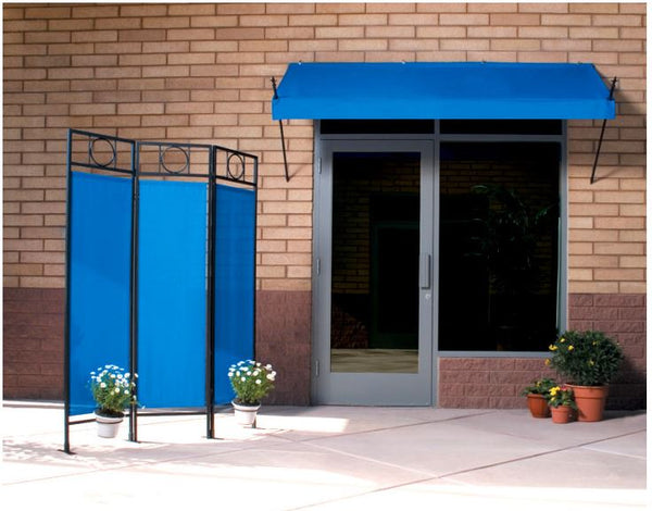 Designer Window or Door Awning is available at Jacobs Custom Living our Jacobs Custom Living Spokane Valley showroom.
