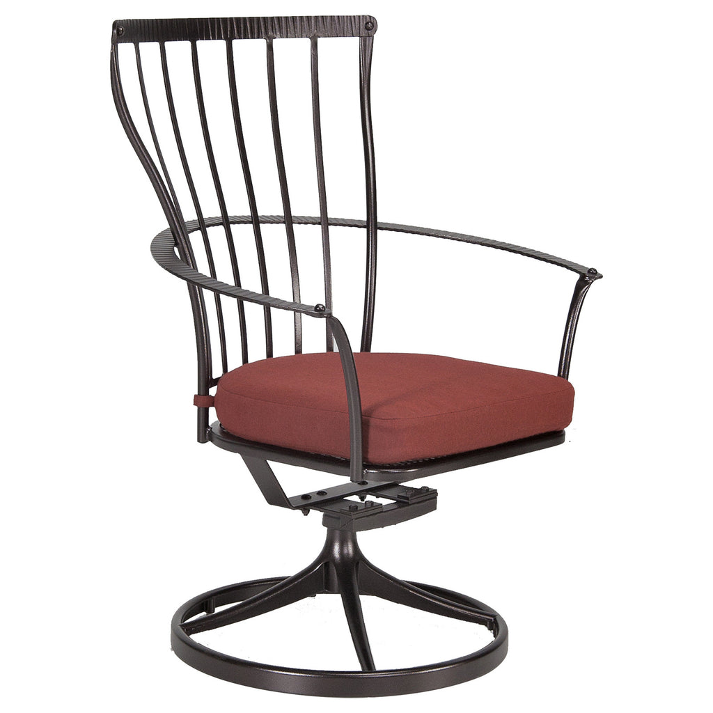 O.W. Lee Monterra Outdoor Patio Dining Swivel Rocker Is Available At Jacobs  Custom Living.