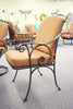 Silana Outdoor Patio Dining Arm Chair Jacobs Custom Living