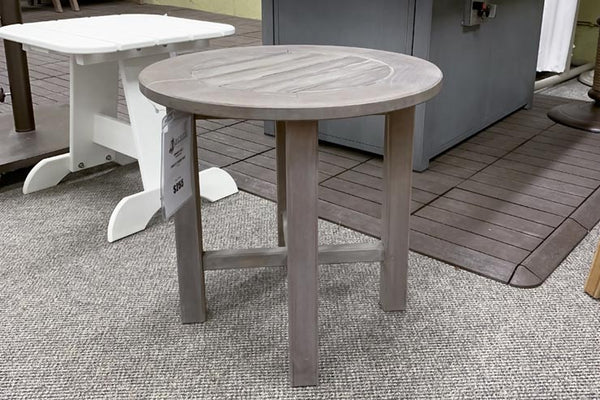 "Kingsley-Bate Essex Patio 20"" Side Table is available in our Jacobs Custom Living Spokane Valley Showroom."