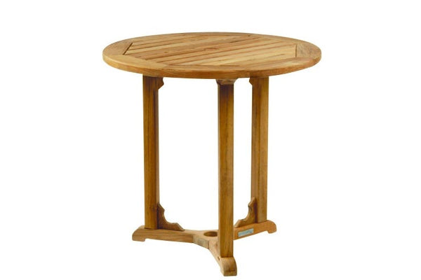 "Kingsley-Bate Essex Patio 30"" Bistro Table is available in our Jacobs Custom Living Spokane Valley Showroom."