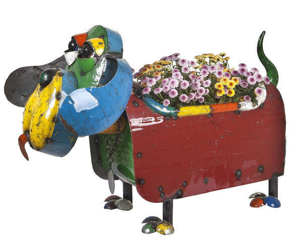 Hound Dog Outdoor Patio Planter - Outdoor Furniture, Indoor Furniture & Upholstery Store Spokane - Jacobs Custom Living