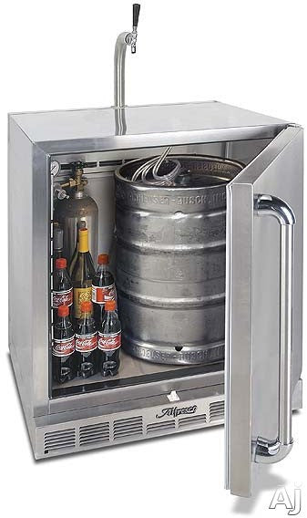 Alfresco Outdoor Beer Dispenser URS1 is available in our Jacobs Custom Living Spokane Valley showroom.