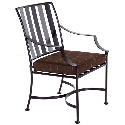 Laredo Dining Arm Chair 2553-A-SP40 - Outdoor Furniture, Indoor Furniture & Upholstery Store Spokane - Jacobs Custom Living