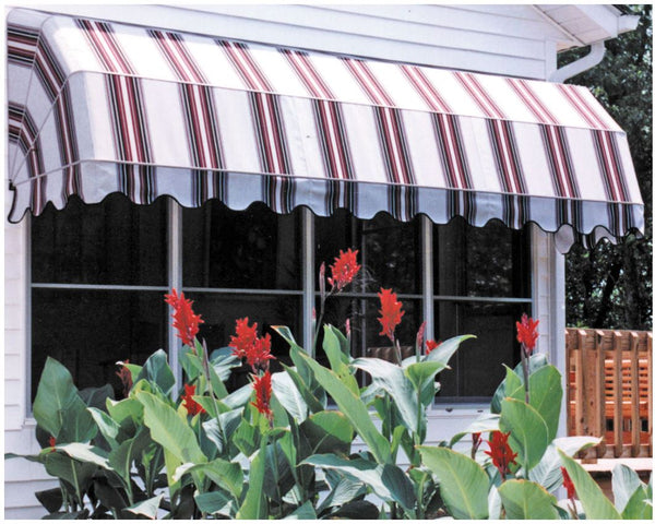 Parisian Roll-Up Awning is available at Jacobs Custom Living our Jacobs Custom Living Spokane Valley showroom.