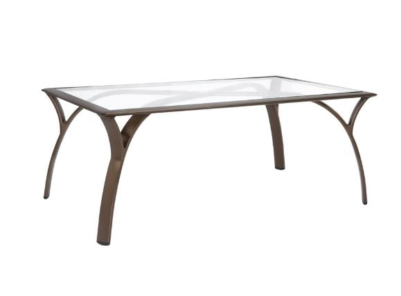 Brown Jordan Pasadena Coffee Table 64003 - Outdoor Furniture, Indoor Furniture & Upholstery Store Spokane - Jacobs Custom Living