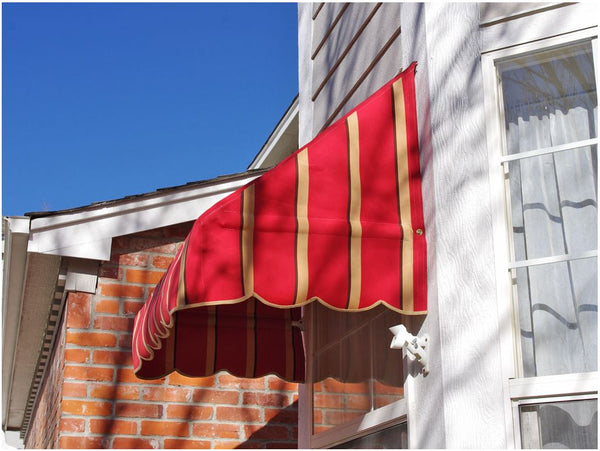Rainbow Classic Roll-Up Awning is available at Jacobs Custom Living our Jacobs Custom Living Spokane Valley showroom.