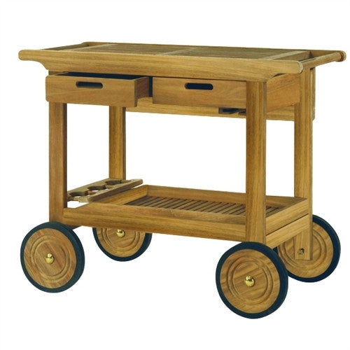 Outdoor Patio Serving Cart