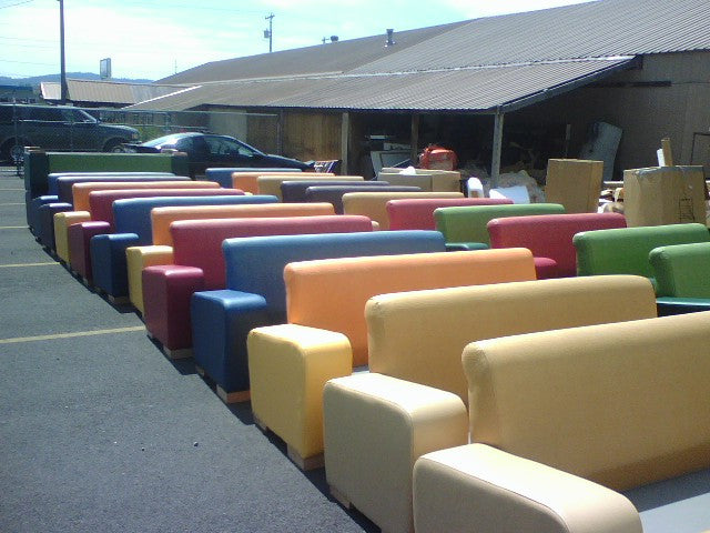 Commercial Projects - Outdoor Furniture, Indoor Furniture & Upholstery Store Spokane - Jacobs Custom Living