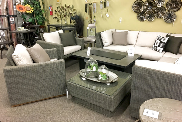 Kingsley Bate Westport DS Patio Outdoor Lounge Chair is available at Jacobs Custom Living Spokane Valley showroom.