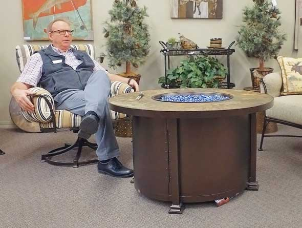 How to use an ow lee fire table from jacobs custom living spokane wa