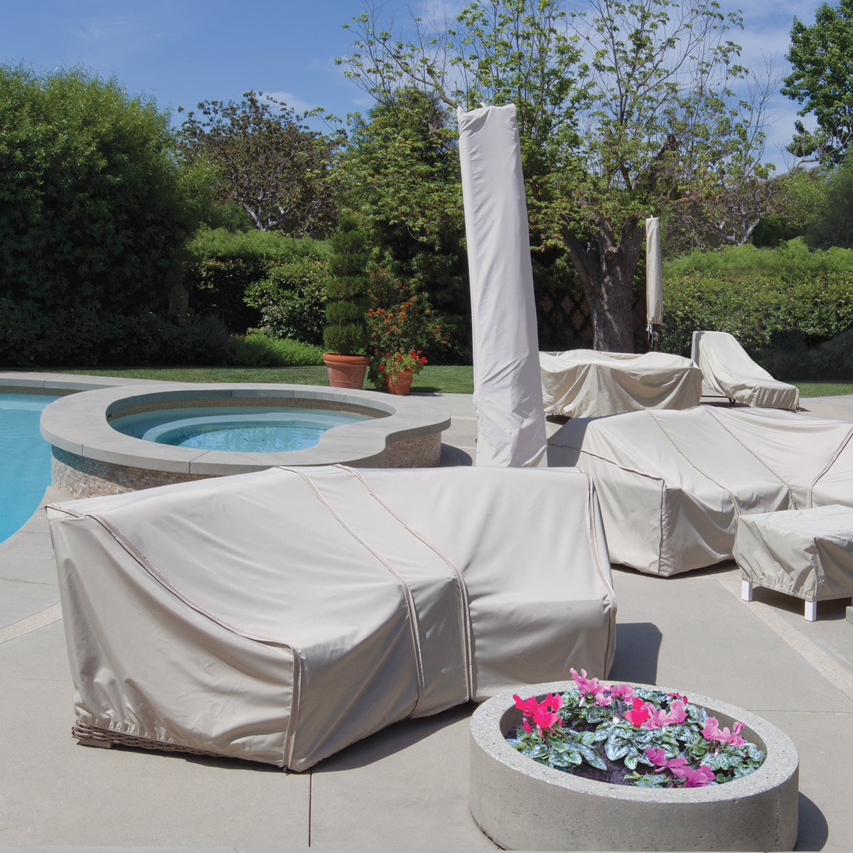 How To Use Outdoor Patio Furniture Covers