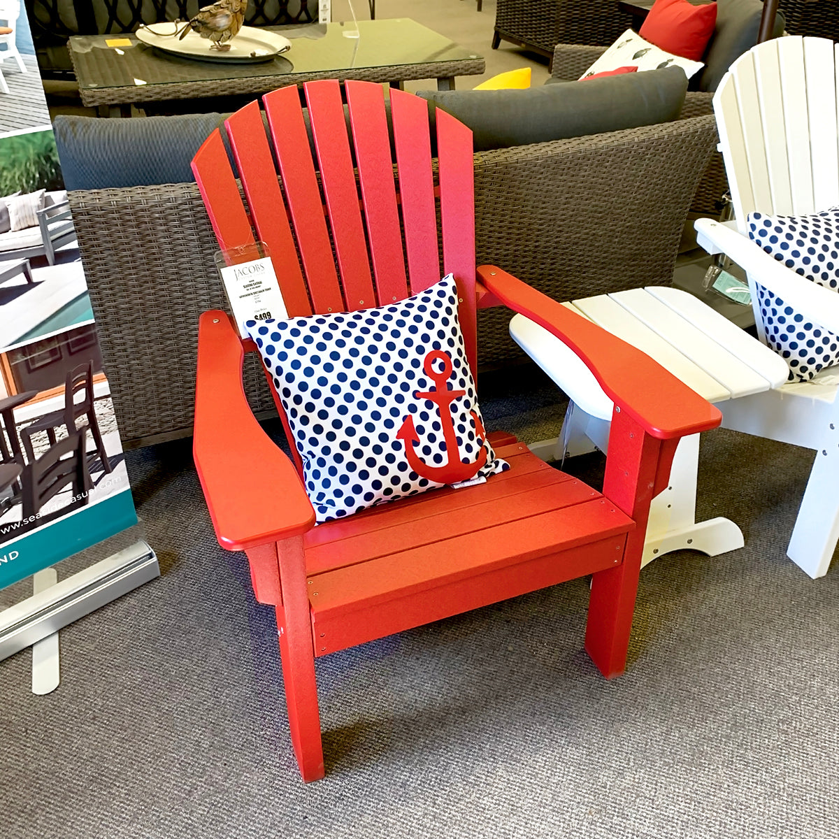 Why You Need An Adirondack Chair From Jacobs Custom Living